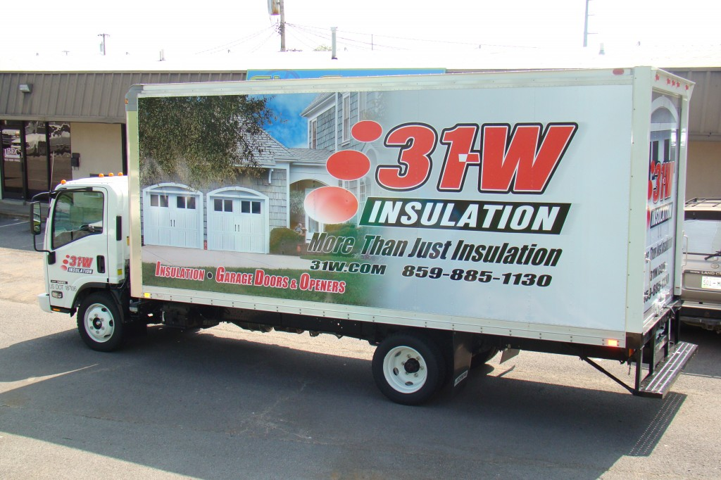 About 31-W Insulation