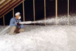 Garage door / Attic insulation - Mason, Memphis, TN