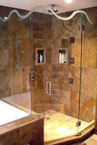 Glass Shower Doors Knoxville TN