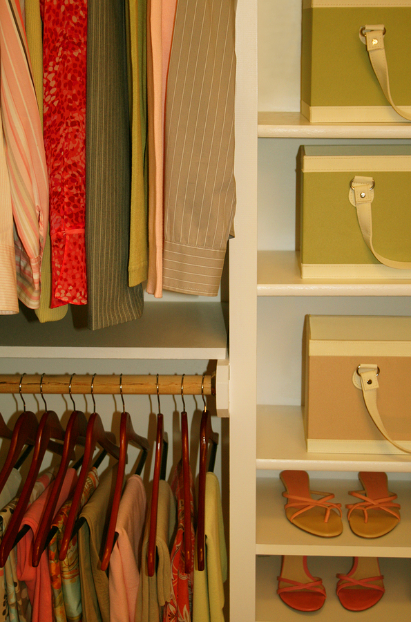 How to Design a Closet Organization System