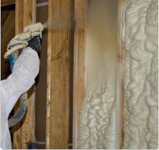 Foam Insulation Benefits Raleigh NC