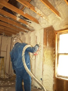 Foam Insulation Benefits Charlotte NC