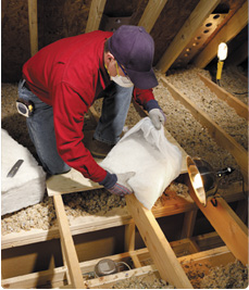 Attic Insulation Louisville KY