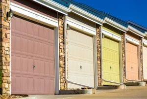 Types of Garage Doors Columbia SC
