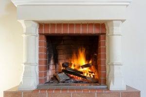 Wood-Burning Fireplace Humboldt TN