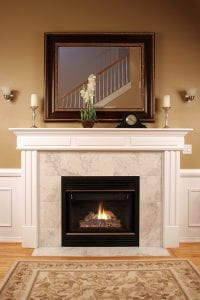 Marble Fireplace Loudon TN