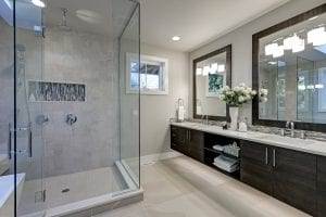 Glass Shower Doors Greensboro NC