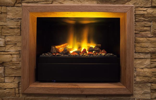 Gas Fireplaces 31 W Insulation
