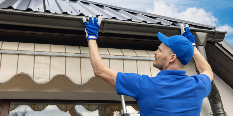 gutter services redding ca