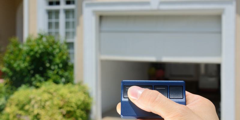 Garage Door Operators in Greensboro, North Carolina