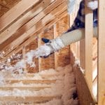 Attic Insulation in Haslet, Texas