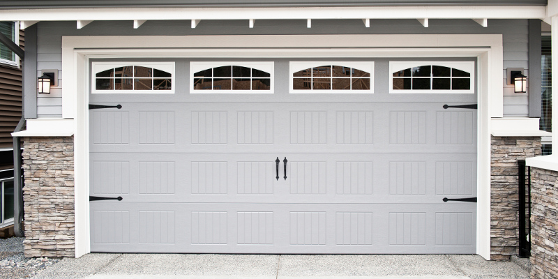 Insulated Garage Doors