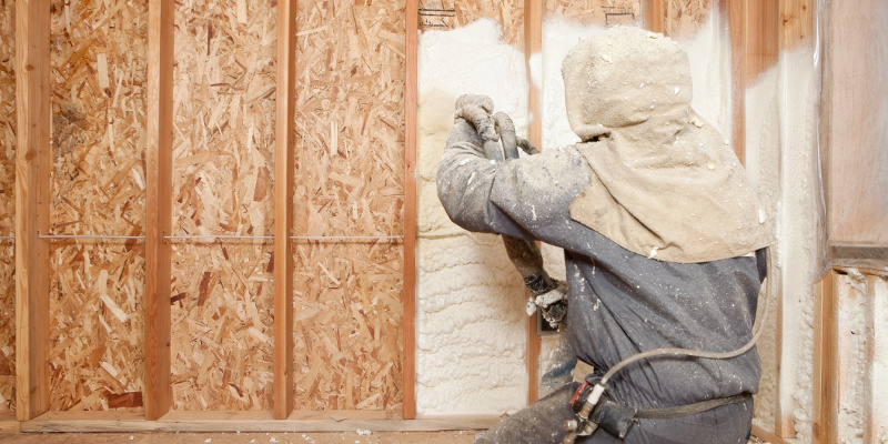 Foam Insulation Benefits