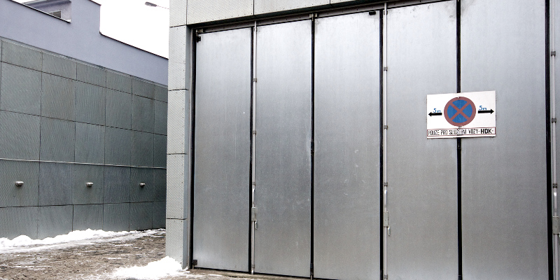 Metal Garage Doors in Oklahoma City, Oklahoma