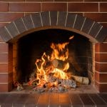 Wood-Burning Fireplaces in Garner, North Carolina