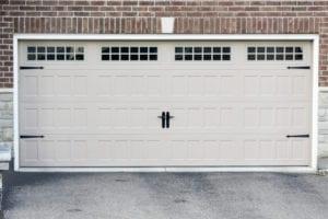 keep your garage doors in good shape