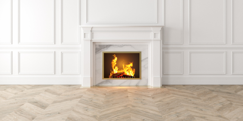 fireplaces are always a great addition to main living areas