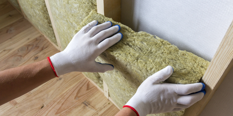 your home should boast adequate insulation