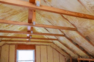 adding extra home insulation