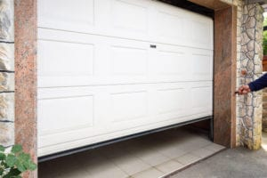 new garage door can boost your property value