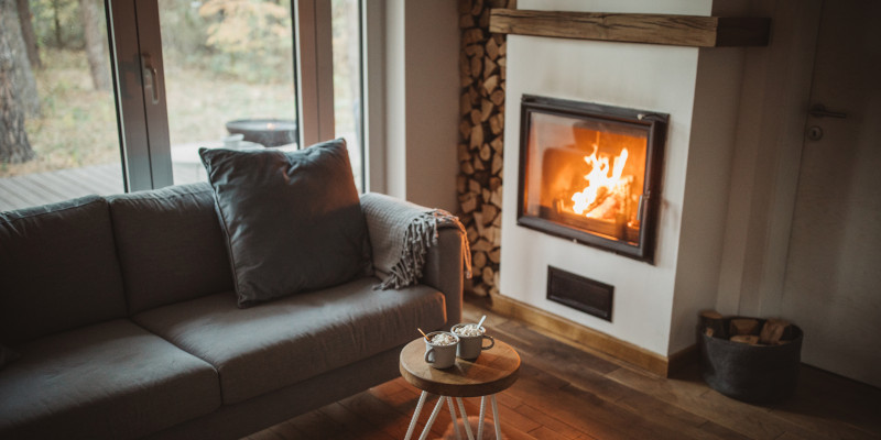 adding indoor fireplaces to your home