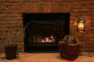 add gas logs to all of your fireplaces
