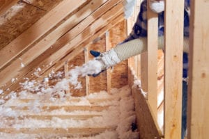 Attic Insulation in Conover, North Carolina