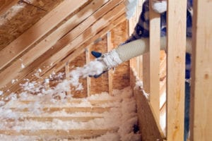 Insulation replacement needs vary from home to home