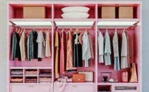 One of the most genius closet organizers