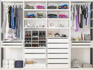 Closet Systems: Benefits of Organized Closets