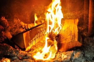 Why Every Home Deserves a Wood-Burning Fireplace